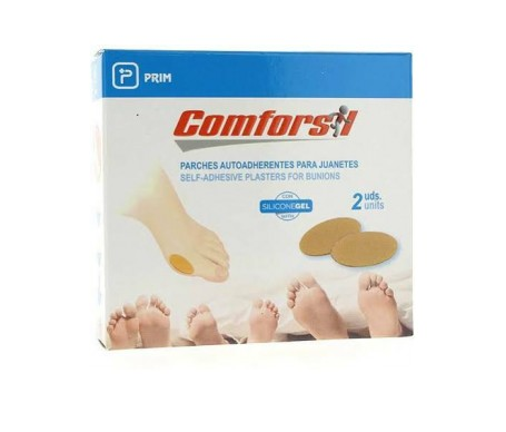 Comforsil Bunions Hook-and-loop Patch 2 uts