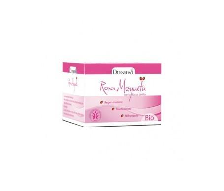 Drasanvi crema facial rosa mosqueta bio 50ml