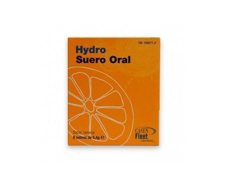Casen Hydro suero oral 5.4g 8uds