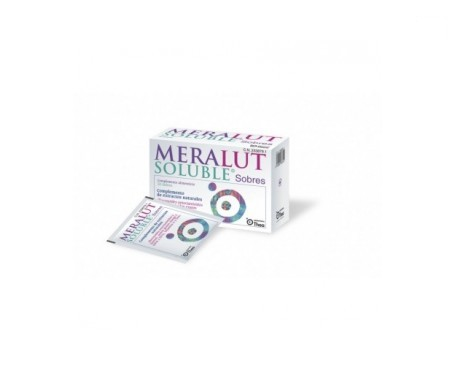 Meralut soluble 30 sobres