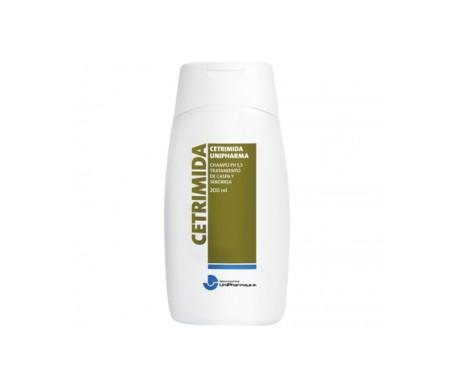 Unipharma cetrimide shampoo 200ml