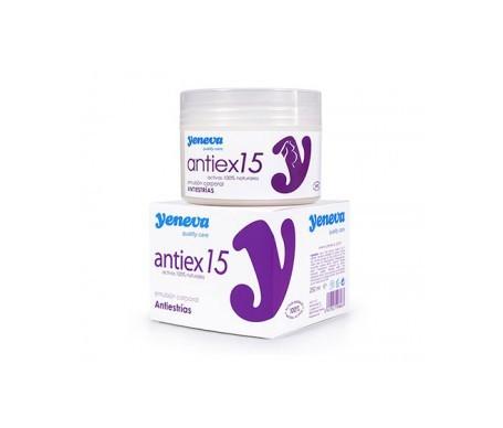 Yeneva Antiex15 emulsión corporal antiestrías 250ml