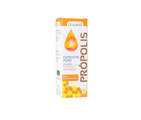Drasanvi própolis extracto con alcohol 50ml