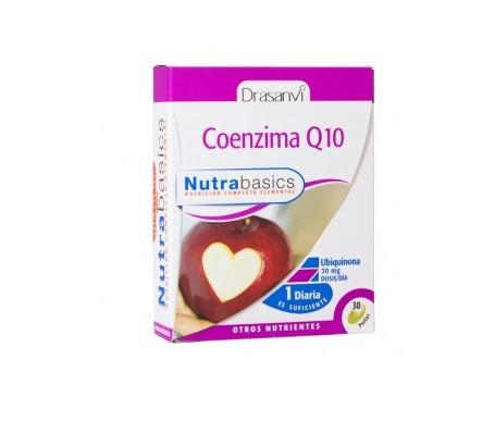 Drasanvi Coenzima Q10 30mg 30 perlas