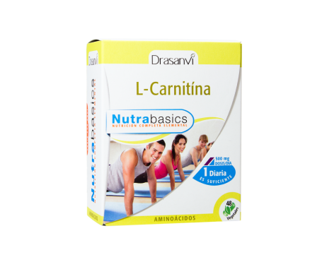 Drasanvi L-Carnitina 48cáps