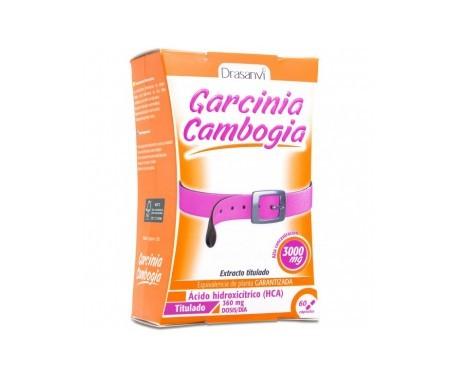Drasanvi Garcinia Cambogia 60cáps