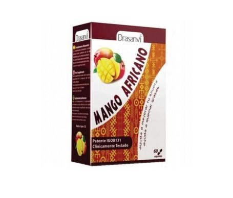 Drasanvi Mango Africano 60cáps