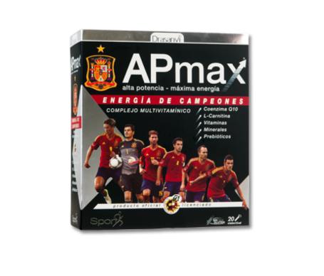 Drasanvi APmax Sport 20 viales