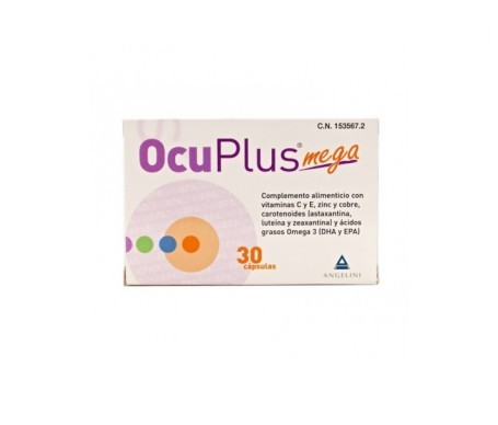 Ocuplus Mega 30cáps