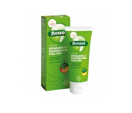Funsol® crema reparadora 100ml