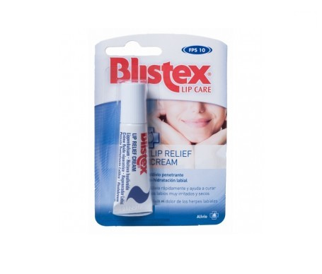 Blistex lip balm new size 4