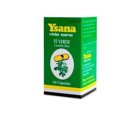 Ysana té verde 50cáps