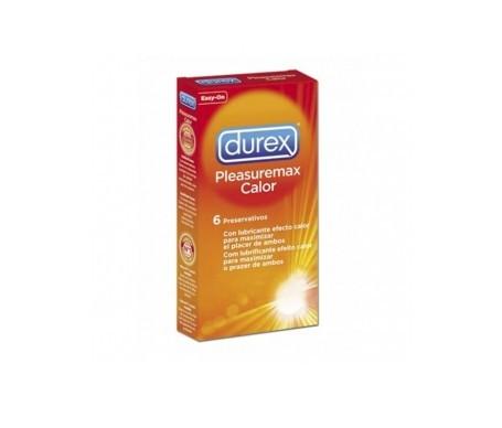 Durex® Dame Placer preservativos 6uds