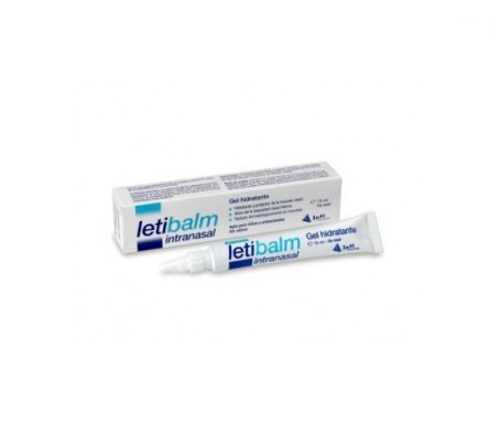 Letibalm gel intranasal 15ml