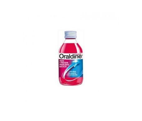 Oraldine Bain de bouche antiseptique classique 400ml