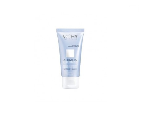 Vichy Aqualia Thermal mascarilla pieles sensibles rehidratante 50ml