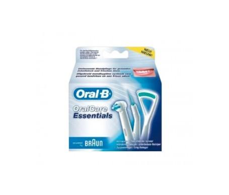 Oral-B Kit Essentials Recambio 3uds