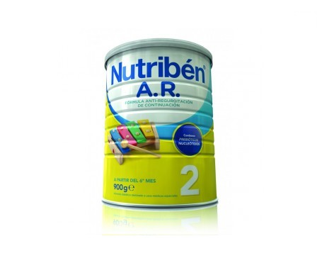 Nutribén® 2 A.R leche continua 900g