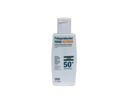 Fotoprotector ISDIN™ Extrem leche leche SPF50+ 125ml
