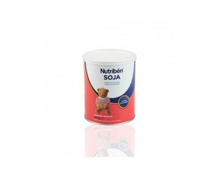 Nutribén® leche de soja 400g