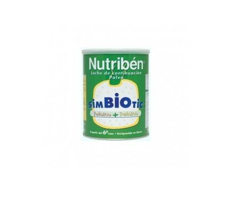 Nutribén® Simbiotic leche de continuación 800g