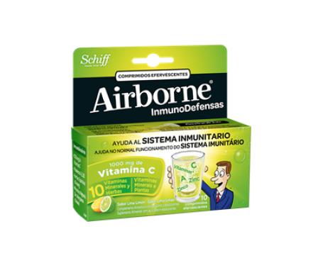 Airborne Limón 10 comprimidos efervescentes comprimidos efervescentes