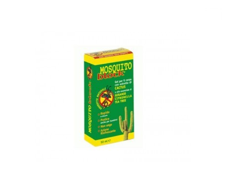 ESI gel mosquito block 50ml