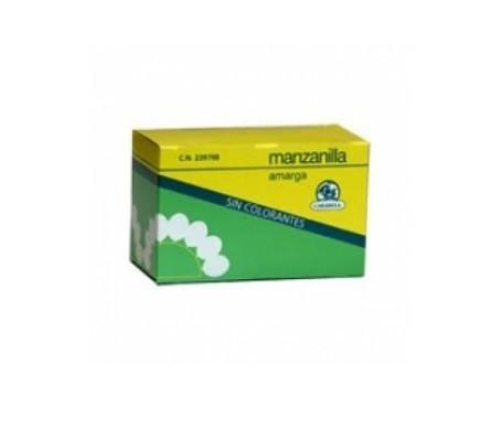 Carabela manzanilla amarga 15 filtros