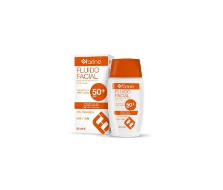 Farline Fluido Facial SPF50+ 50ml