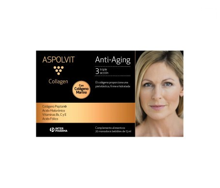 Aspolvit Collagen 20amp
