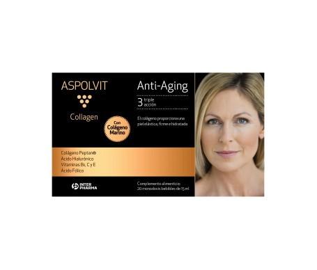 Aspolvit Collagen 20amp