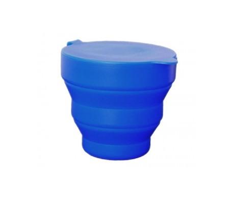 Tasse de stérilisation bleue MeLuna 1 pc