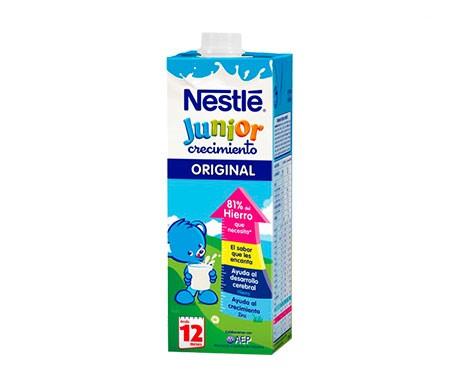 Nestlé Junior Crecimiento 12m+ 1l