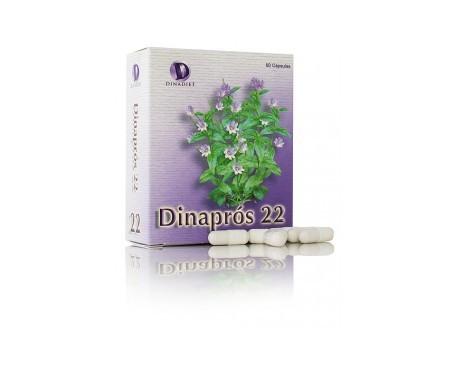 Dinadiet Dinapros 22 60cáps