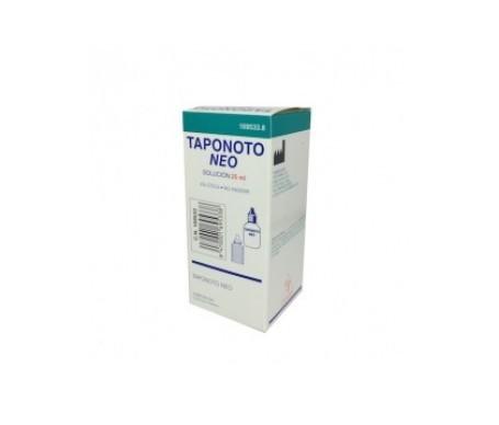 Teofarma Taponoto Neo solución limpieza oídos 25ml