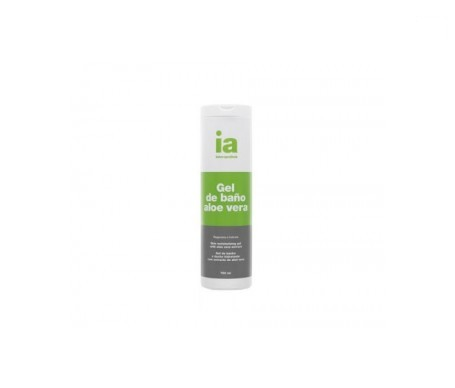 Interapothek gel de baño aloe vera 100ml