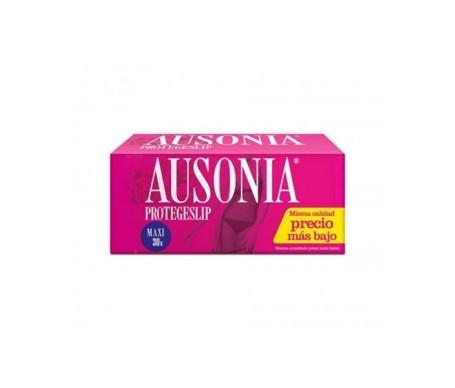 Ausonia® protegeslip maxi 30uds