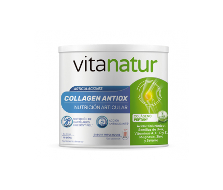 Vitanatur Collagen Antiox Plus 180g