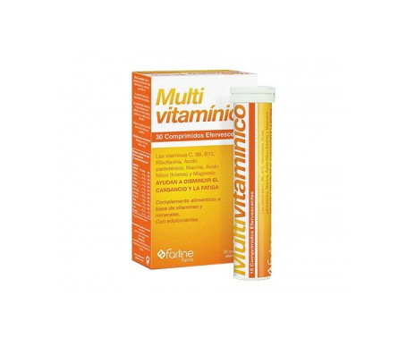 Farline multivitamínico 30comp