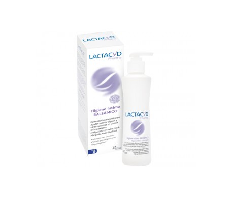Lactacyd Balsámico 250ml