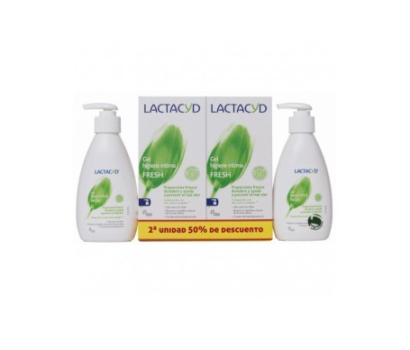Lactacyd Fresh 200ml+200ml