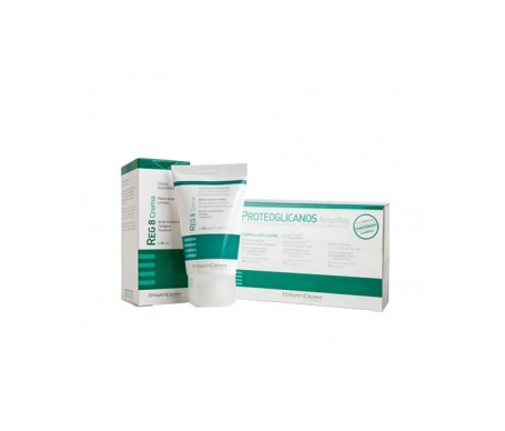 Martiderm™ proteoglycans 30 Ampullen + regenerierende creme 8% glykol 50ml