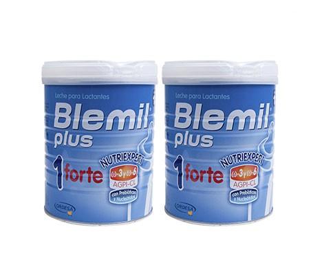 Blemil® plus 1 forte 800g+800g