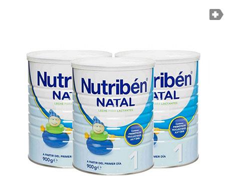 Nutribén® Natal 800gx3uds