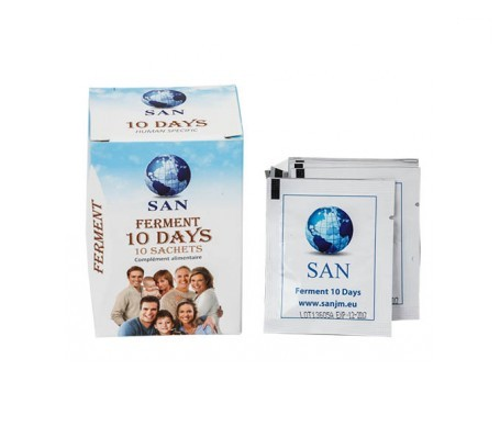 San Probiotic Human Specific 10 jours 10 sachets 10 sachets