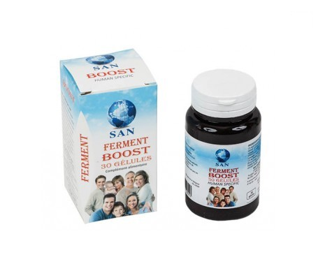 San Probiotic Human Specific Ferment Boost 30caps