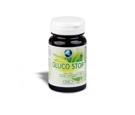 San Probiotic Human Gluco Stop 30cáps
