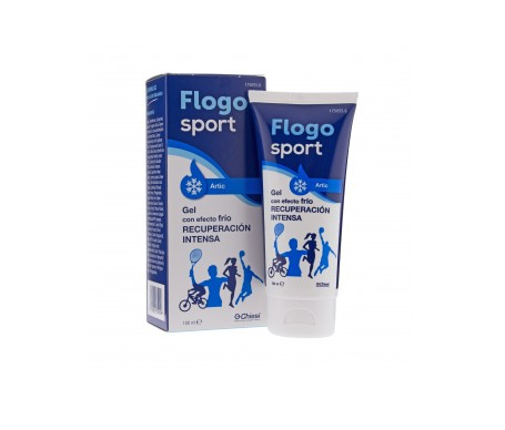 Flogo Sport Artic Gel Efecto Frío 100ml