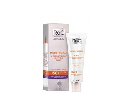 ROC® Soleil-Protect fluido antimanchas SPF50+ 50ml