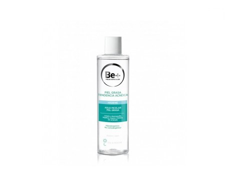 Be+ water micellar skin oily acne-prone 250ml